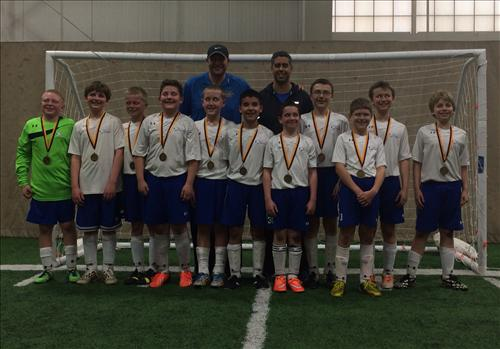 U11 Renegades '04 CMU Champs
