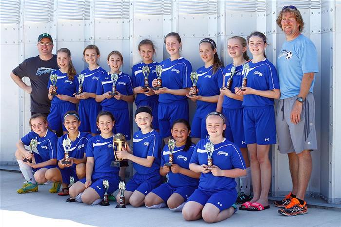 U12 Girls Lansing