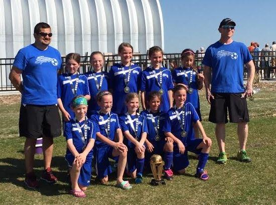U9 Girls Lansing