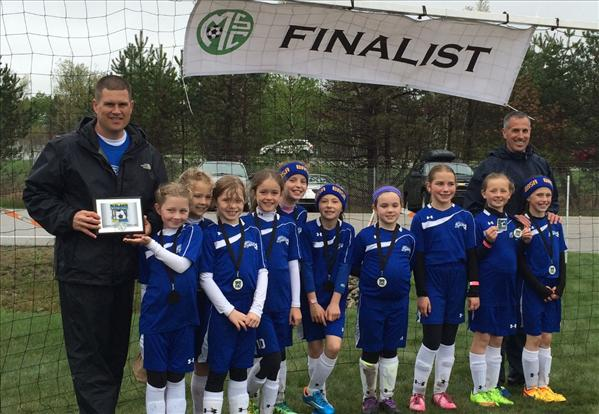 U9 Girls Finalists